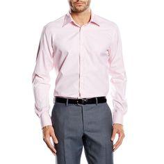 Versace 19.69 Abbigliamento Sportivo Srl Milano Italia Fit Modern Classic Neck Shirt MCC61