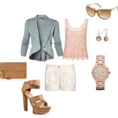 spring, created by trg2155 on Polyvore
