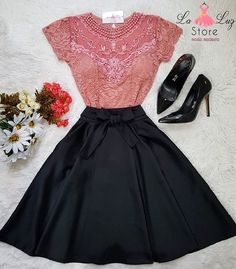 Classy Outfits, Pretty Outfits, Pretty Dresses, Cool Outfits, Long Skirt Fashion, Modest Fashion, Fashion Dresses, Types Of Dresses, Elegant Outfit