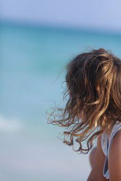 Beach, Child Photography, ©Misty Exnicios