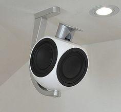 ☆☆ Bang & Olufsen Beolab 3 ☆ MK II ☆ Speaker Set & Floor Stands (RED) ☆☆ 3