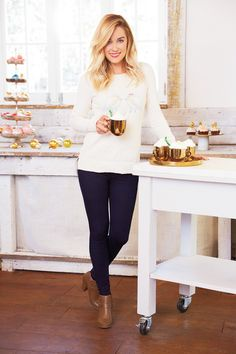 Chic Peek: My November Kohl's Collection...  Lauren has an amazing holiday collection... ♥