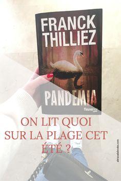 Avec Pandemia, Franck Thilliez signe encore un roman qui fait froid dans le dos ! Du suspens, de la peur et une bonne dose de virus... Redoutablement efficace.