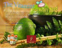 the-vitamins-you-really-need by Carold Staley via Slideshare
