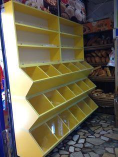 48 W x 16 D Inches Sahara Almond Gondola Shelf