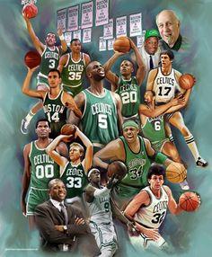 Boston Celtics | Legends
