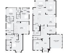 Nolan 50, New Home Floor Plans, Interactive House Plans - Metricon Homes - Queensland