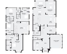 Nolan 50, New Home Floor Plans, Interactive House Plans - Metricon Homes - Queensland