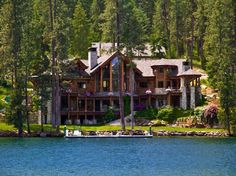 12 best waterfront homes images future house amazing houses luxury rh pinterest com