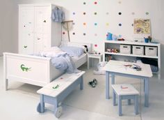 Isle of Dogs: handbemalte Baby- & Kindermöbel