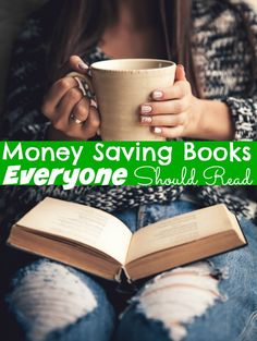 The best Money Saving Books You NEED to Read! - There are many things you need to learn when budgeting, paying off debt and saving money. What works for you won't  work for your best friend. Things books will help you find your Frugal Living Style!