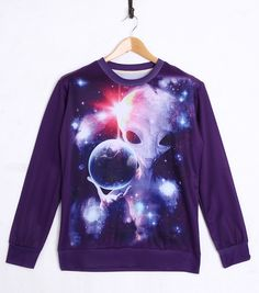 2015 new 3d sweatshirts print  christmas 3d jumper women animals printed sweatshirts winter hoodie crew neck sweatshirts graphic-in Hoodies & Sweatshirts from Women's Clothing & Accessories on Aliexpress.com | Alibaba Group