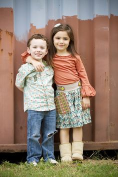 Candid Keepers #615 » Matilda Jane Clothing Rocks.  Skirt for Liv
