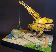 Maschinen Crane