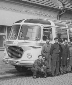 Prague, Buses, Cars And Motorcycles, Porsche, Retro, Vehicles, Left Out, Historia, Rolling Stock