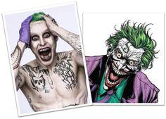 Ecco il nuovo scatto di #JaredLeto nei panni di #Joker , leader delle Suicide Squad targata DC che vedremo nelle sale ad agosto 2016. Mi sbilancio dicendo che mi fido di Leto, sarà un ottimo Joker. Filtra per attore su www.moowiz.it e trova il titolo giusto per la tua serata film