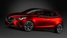 #Car #Mazda #Japan   HAZUMI