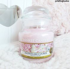 Yankee Candle - Snowflake Cookie