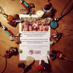 Our jewelry supports Innocence Lost Foundation! 100% of profits go to their project of creating a community centre in Kabala Sierra Leone!  https://www.etsy.com/ca/shop/InnocenceLostFound