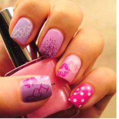 Nails  Instagram @Christiane Sallade fashion passion