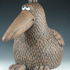 Ptáci Snake, Gallery, Blog, Ceramic Birds, Roof Rack, A Snake, Blogging, Snakes