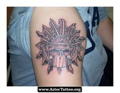Aztec Women Tattoos 05 - http://aztectattoo.org/aztec-women-tattoos-05/