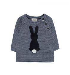 Blune - De bon poil rabbit sweat - Orfeo