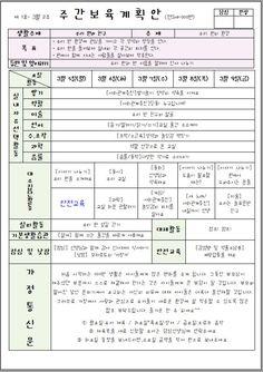 *객관적인 정보와 주관적인 생각으로 정리된 글이에요* (지도 방법은 어린이집,선생님마다 달라요) 어린이... Periodic Table, Periodic Table Chart, Periotic Table