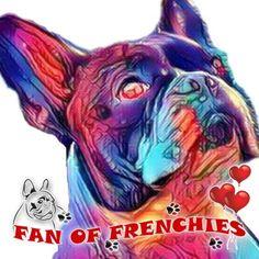 #French_Bulldog #art