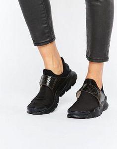 Nike - Sockdart - Baskets - Noir