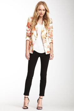 J Brand Engineered Skinny Jean by Premium Denim on @HauteLook