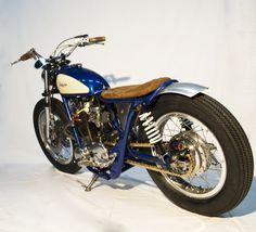 """""""Umbau"""" Yamaha XS650 by Kingston Customs   Germany"""