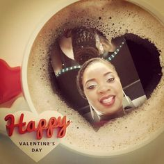 Happy Valentine's Day! Coffee=Love and Love=Coffee   Wishing you lots of love today.  Love your love love your life love your business  love your work. Love your coffee :)