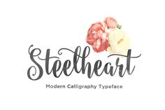 Steelheart by artimasa on Creative Market