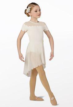 Weissman® Dance Dresses, Short Dresses, Formal Dresses, Lyrical Costumes, Sequin Appliques, Spandex Dress, Mesh Skirt, Elegant Dresses, Leotards
