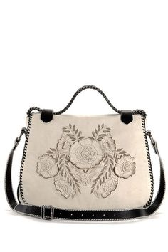 *So Beautiful-Isabella Fiore Carley Saddle Handbag by Color Obsessed on @HauteLook