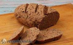 Magvas, teljes kiörlésű kenyér recept fotóval Banana Bread, Recipes, Food, Essen, Meals, Ripped Recipes, Yemek, Cooking Recipes, Eten