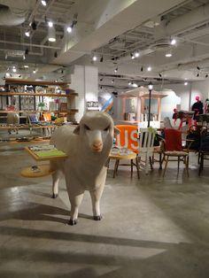 Opening Ceremony concept store Shibuya