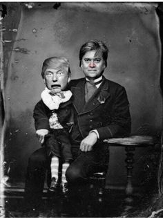 So disturbing, yet so accurate.  http://puppet-master.com - THE VENTRILOQUIST ASSISTANT