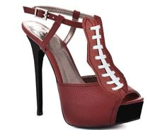 I could rock these during football season!! #football
