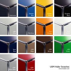 MODULE R | USM Haller C10 Credenza | Modular Furniture | MODULE R