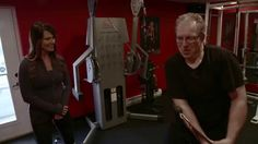 Battle ropes! Can Men Over 40 Be Fit? - Shaw TV Victoria