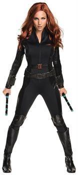 ToyHo.com - Captain America 3 Black Widow Costume Adult