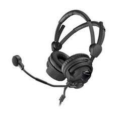 Introducing Sennheiser HMD 26II1008 Broadcast Headset 100 Ohm Impedance 40 to 16000Hz Frequency Response ActiveGard Dynamic Microphone. Great Product and follow us to get more updates!