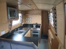 Image result for narrowboat kitchens