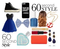 """60 seconds than Prom"" by fashionismylife1099 ❤ liked on Polyvore"