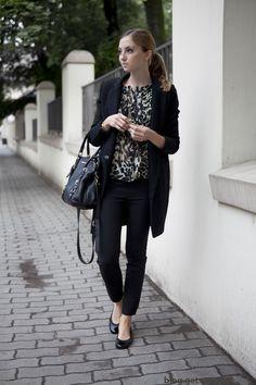 020720142 Минимализм или французский шик в одежде и образах польского блогера