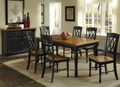 Monarch 7 Piece Dining Set