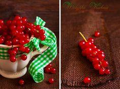 Крамбле с красной смородиной. Wedyjska Kuchnia - вегетарианское блаженство вкусов.