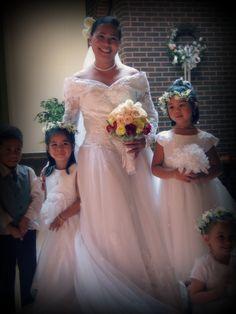 Wedding in White !